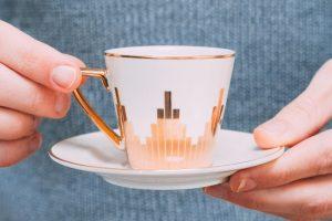 Šoljica za kafu u ovom stilu