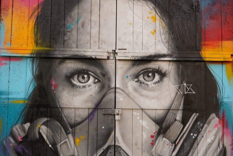 Grafiti – umetnost na zidovima